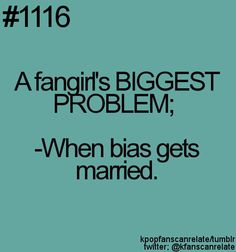 I'm probably going to cry to be honest... but I have many biases so it's okay.