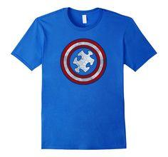 Amazon.com: Captain Autism T-Shirt - Autism Awareness T-Shirt: Clothing