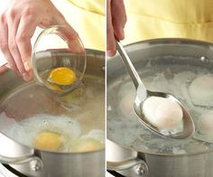 Step-by-Step Egg Cooking Techniques Here are five great ways to cook and eat an egg -- from perfectly poached to a quick scramble. Plus, find tips for separating eggs and how to whip a fluffy meringue every time. Breakfast And Brunch, Breakfast Recipes, Mexican Breakfast, Breakfast Sandwiches, Breakfast Pizza, Breakfast Bowls, Breakfast Cookies, Cooking Photos, Cooking 101