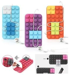 Smart Lego iphone case