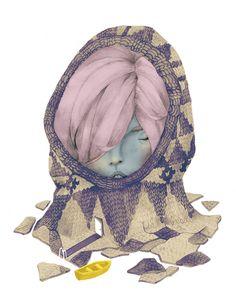 Andrea Wan - Selfportrait