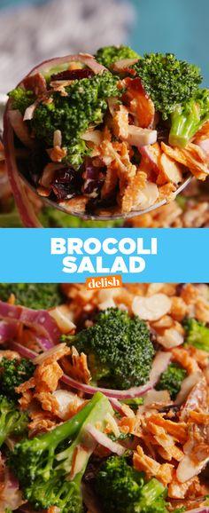Broccoli Bacon Salad Bacon Broccoli Salad Can Convert Any Broccoli HaterDelish
