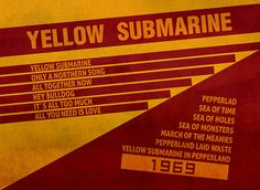 Yellow Submarine by Téo Brito