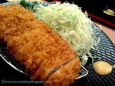 A yummy Katsudon from Yabu