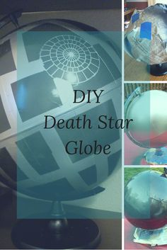 You searched for death star - Star Wars Death Star - Ideas of Star Wars Death Star - Easy Bean Dip Star Wars Death Star Ideas of Star Wars Death Star DIY Star Wars Death Star Globe-an old globe and just a few supplies are all you Old Globe, Globe Art, Superhero Boys Room, Star Wars Classroom, Star Wars Bedroom, Star Wars Decor, Quirky Decor, Star Wars Girls, The Force Is Strong