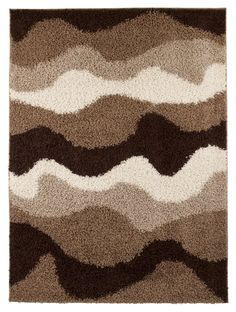 Ashley Furniture Signature Design  Kipri Rug  5x7  Area Rug  Contemporary Java  #AshleyModernFurniture