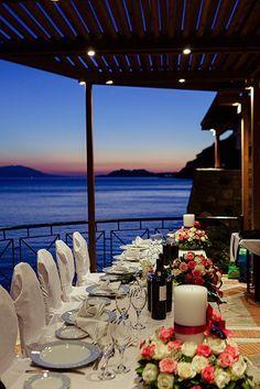 @ Theros Beach Bar, Santorini