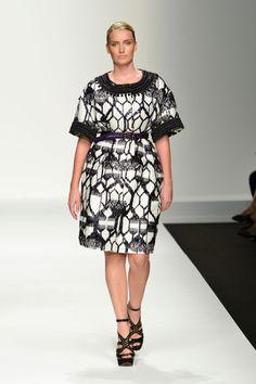 Elena Miro Spring 2013  Plus Size