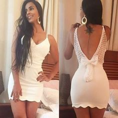 Dresses Female Short Cloud Tie Coast Model 2017 - Dresses for Teens Girly Outfits, Cute Casual Outfits, Sexy Outfits, Casual Dresses, Fashion Outfits, Dresses For Teens, Cute Dresses, Beautiful Dresses, Indian Fashion Trends