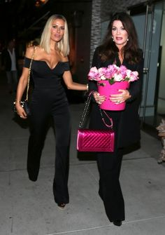 Dorit Kemsley & Lisa Vanderpump