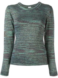 Missoni Long Sleeve Mélange Top Clearance Footlocker Pictures The Cheapest Cheap Price Cheap Sale Websites Excellent Cheap Online DNmvOFK