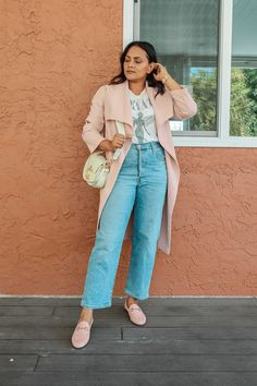 12 Smart Casual Summer Straight Leg Jeans Outfits