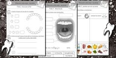 DDM :  Les dents GS/CP