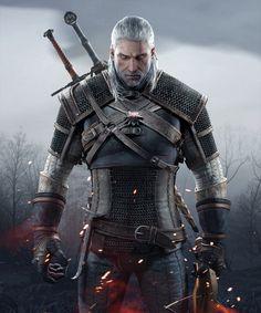 Learel ~ Geralt de Rivia