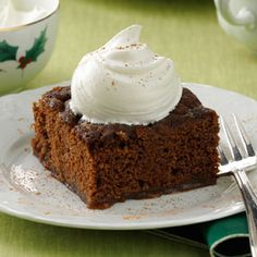 Spiced Pudding Cake - I love the spices used in this cake. Looking forward to trying it
