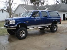 The Ford Centurion. The Rare 4 Door Bronco! Lifted Chevy Trucks, Lifted Ford Trucks, Diesel Trucks, Cool Trucks, Custom Trucks, Pickup Trucks, Lifted Dually, 4 Door Bronco, Ford Bronco