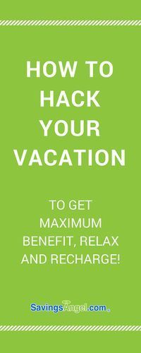 How to Hack Your Vacation to get Maximum Benefit, Relax and Recharge. In this episode, I share How to Hack Your Vacation to get Maximum Benefit, Relax and Recharge. How to enjoy your family vacation more. How to get more vacation for your budget.How to ta