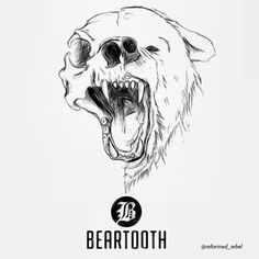Beartooth art  This isn't mine but found it awesome