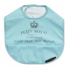 Petit Royal Blue Bib