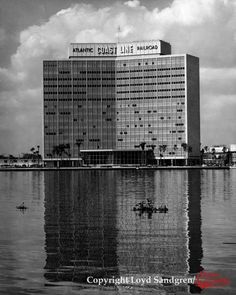Jacksonville Florida, Old Florida, Historical Photos, Skyscraper, Cities, Past, Blues, Bob, Memories