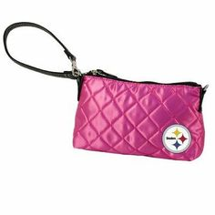 MLB New York Yankees Pink Quilted Wristlet - - Littlearth s Quilted  Collection is the perfect bag for the astute Sports Fan. This Quilted  Wristlet measures ... 2f757a817306