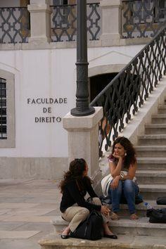 Università di Coimbra, Portogallo