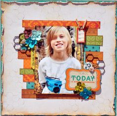 A Project by MelVett from our Scrapbooking Gallery originally submitted 10/06/11 at 04:41 PM