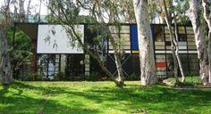 case study house no. 8 - eames