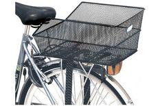 Basil Cento Rear Bag Basket