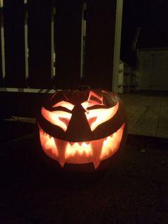 Halloween wooha😝 Pumpkin Carving, Halloween, Art, Art Background, Carving Pumpkins, Kunst, Gcse Art, Halloween Stuff, Pumpkin Topiary