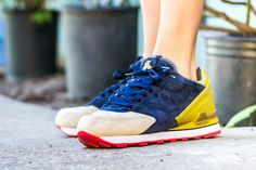 new style 0467a 2a1f5 Saucony Courageous Sneaker Politics The Jackson On Feet Review