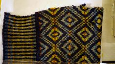 Are you going to Shetland Wool Week this year? If so, can I strongly suggest you set aside a day in your itinerary for a trip to the wonderful island of Whalsay? The Whalsay Heritage Centre is cur… Intarsia Patterns, Knitting Patterns, Fair Isle Knitting, Hand Knitting, Shetland Wool Week, Textile Museum, Star Designs, Swatch, The Incredibles