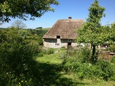 My fantasy cottage. (Actually at The Weald and Downland Museum)