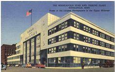 1950 Postcard
