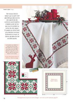 Christmas ukie embroidery