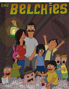 Bob's Burgers / The Belchies / The Goonies