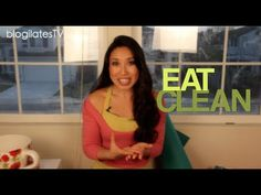 How to start eating clean!