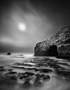 Amazing black and white landscape photography from Albert Tam