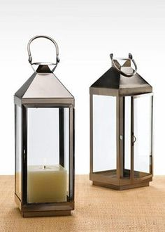Matte Pewter Square Lantern Steel Lantern In A Matte Pewter Finish, With  Clear Glass Panels. Fits Up To A Diameter Candle. Matte Pewter Square  Lantern Item# ... Good Looking