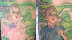 Mom Transforms Tattoo In Support Of Transgender Son - http://wp.me/p6wsnp-5Z5