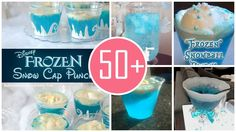 You must have a try: disney frozen punch for 2014 Halloween party #Halloween