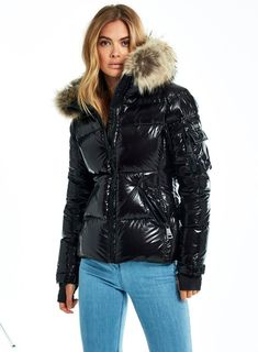Ski Wear, Winter Jackets Women, Down Coat, Fur Trim, Human Rights, Hooded Jacket, Fashion Outfits, Berlin, How To Wear