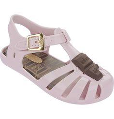 MINI MELISSA ARANHA IV - Produtos - Melissa Little Girl Shoes 50afe0002dc0