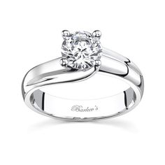White+gold+diamond+engagement+ring+-+7626LW+-+Modern+in+design+yet+timeless+in+style,+this+diamond+engagement+ring+evolves+around+the+round+diamond+center+stone.+The+prongs+rise+out+of+the+band+swooping+up+on+the+sides+for+a+touch+of+sophistication.    Also+available+in+yellow+gold,+18k+and+Platinum