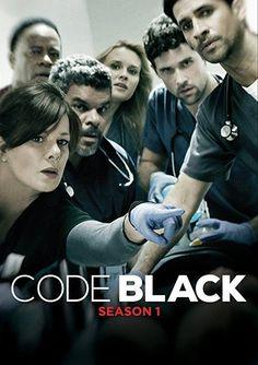 Marcia Gay Harden & Luis Guzman & Mutiple-Code Black: Season 1