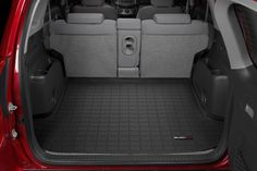 WeatherTech 40295 Series Black Digital Fit Cargo Liner - Cargo Liners WeatherTech(R) Cargo Liners provide complete trunk and cargo area protection. Our Cargo Liners are digitally designed to fit your vehicle and feature a raised lip to keep spills, dirt and grease off your vehicle's interior, protecting your investment from normal wear and tear. Made from a proprietary custom blended TPE that is not only wear resistant, but also remains flexible under temperature extremes. WeatherTech(R)…