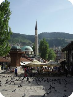 Post 2 - Sarajewo  http://podrozowelove.blogspot.com/