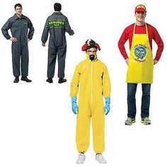 #Breaking bad #costumes (choose your costume) #walter white hazmat los pollos new,  View more on the LINK: http://www.zeppy.io/product/gb/2/261946033984/