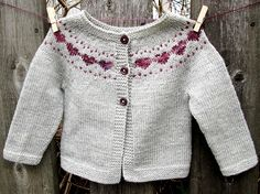 Ravelry: Project Gallery for Little Hearts pattern by Maria Montzka