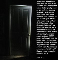 19 Kids Tell Terrifying Stories To Their Parents. Some of these are actually very creepy. Scary Horror Stories, Short Creepy Stories, Terrifying Stories, Scary Stories To Tell, Spooky Stories, Ghost Stories, Dark Stories, Crazy Stories, Creepy Things Kids Say